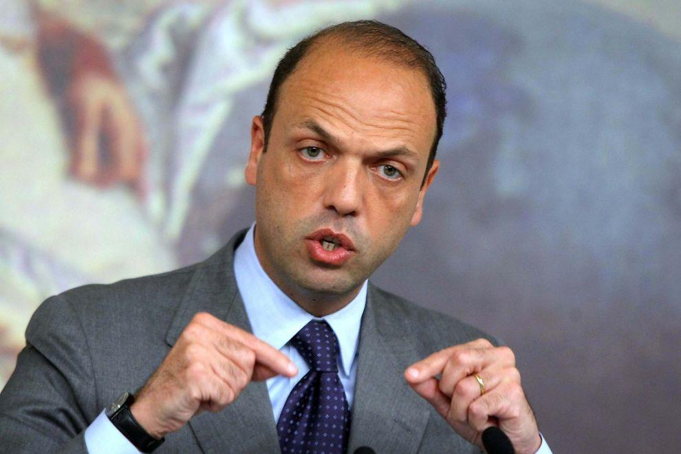 """Modica, il ministro Alfano presenta il suo libro """"Chi ha paura non è libero"""""""