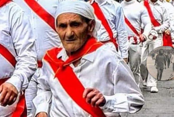 """Solarino, è morto """"Zu Affio"""": era un grande devoto di San Sebastiano"""