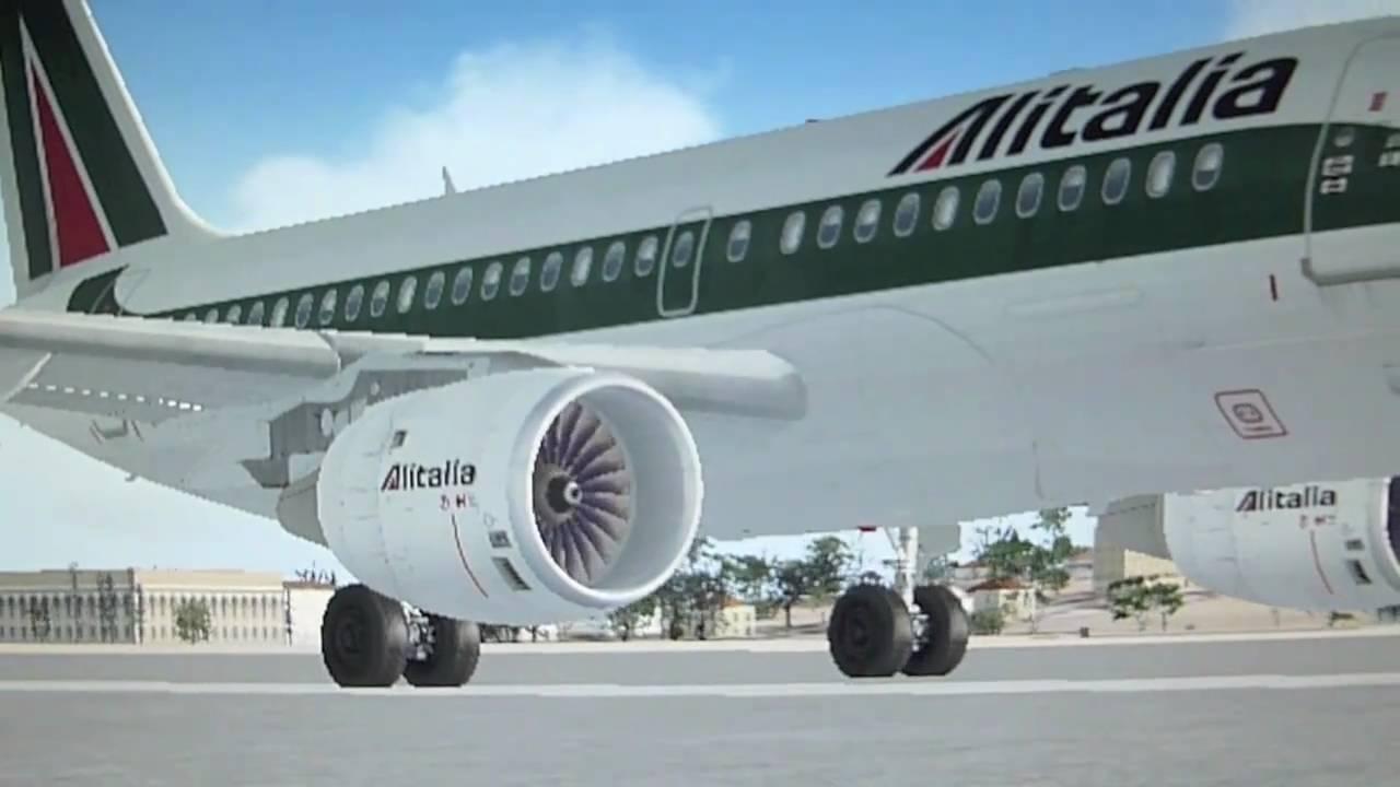 Alitalia da oggi ha ripreso a volare per Catania e Palermo