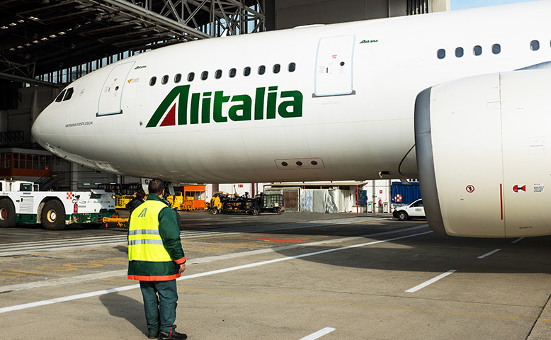 Alitalia tornano in pista Air France Klm e Delta