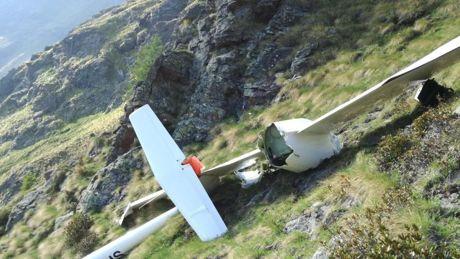 Precipita aliante nel Vercellese: morto il pilota