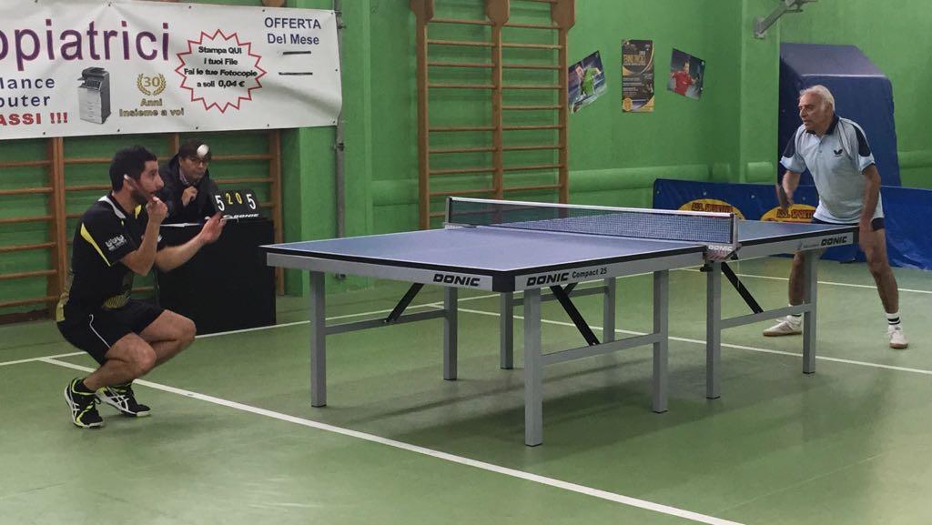 Tennis tavolo, la Don Alibrandi Modica capolista solitaria in serie C2