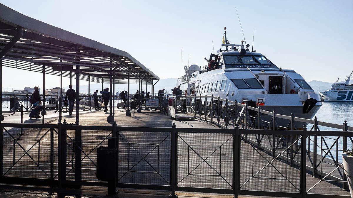 """Trasporti, Falcone: """"Sconti per i collegamenti con le Isole Eolie"""""""