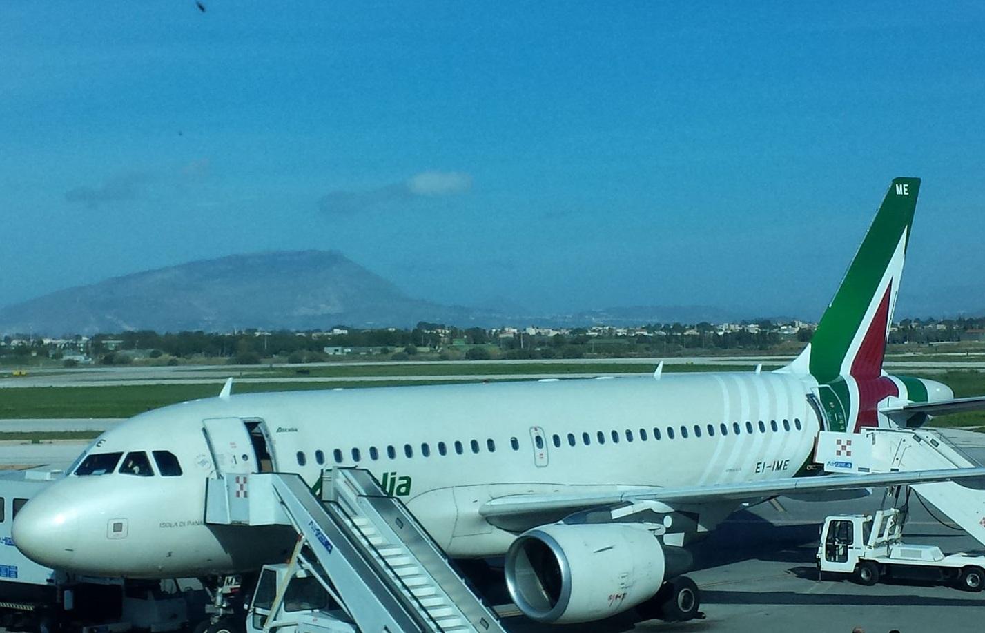 Alitalia saluta Trapani, rinuncia all'aeroporto di Birgi