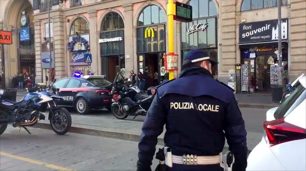 Milano, arrestati due minorenni con shaboo