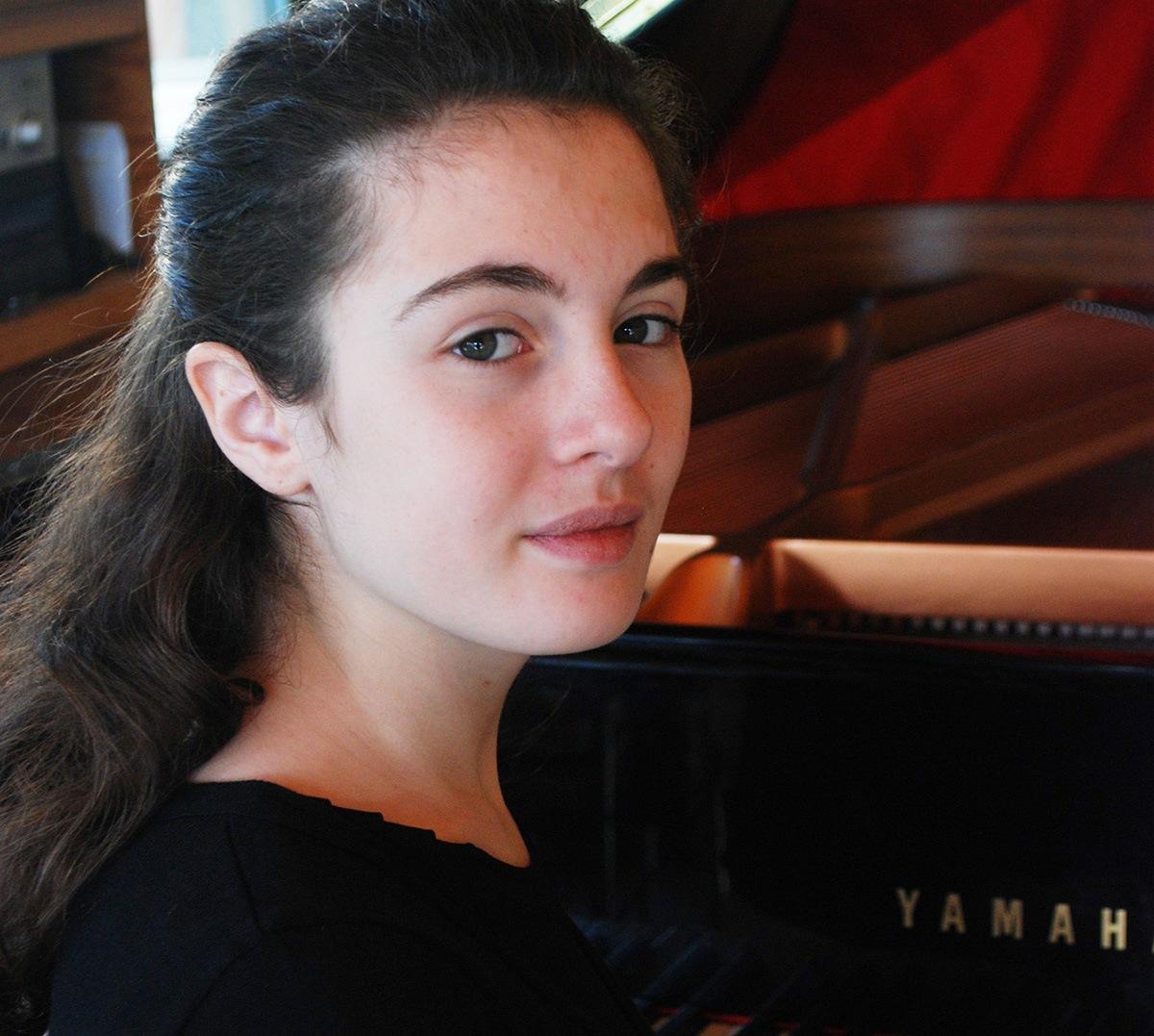 Afam, concerto della pianista  Allegra Ciancio domenica a Floridia