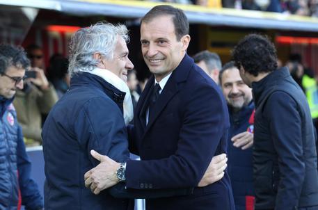 RIVALI/ Juventus, Allegri: