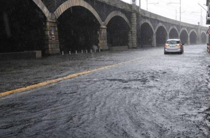 Fenomeni temporaleschi a Catania, è allerta meteo arancione