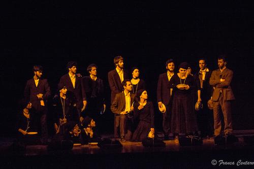 """Inda, """"Cassandra"""" in scena a Siracusa: grande successo"""