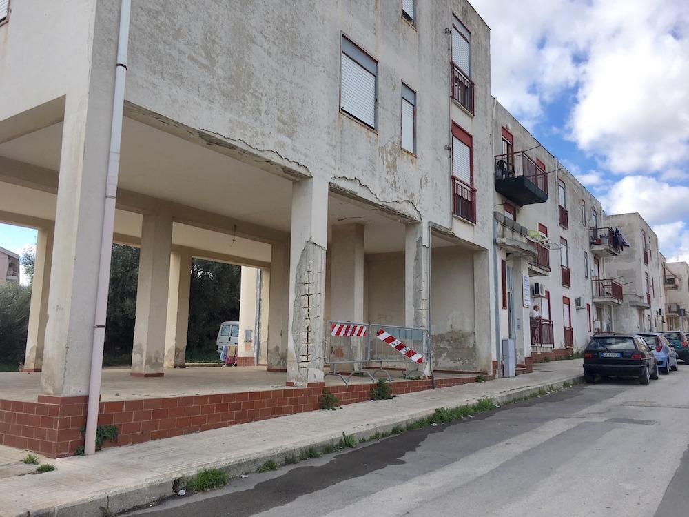 Oltre 850 mila euro per le case popolari di via Fontana ad Avola