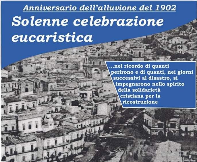 Modica, alluvione del 26 settembre 1902: cerimonia rievocativa del 117° anniversario