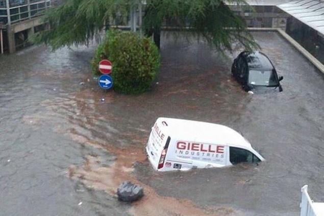 Da Versilia a Catania, 33 aree a rischio inondazioni
