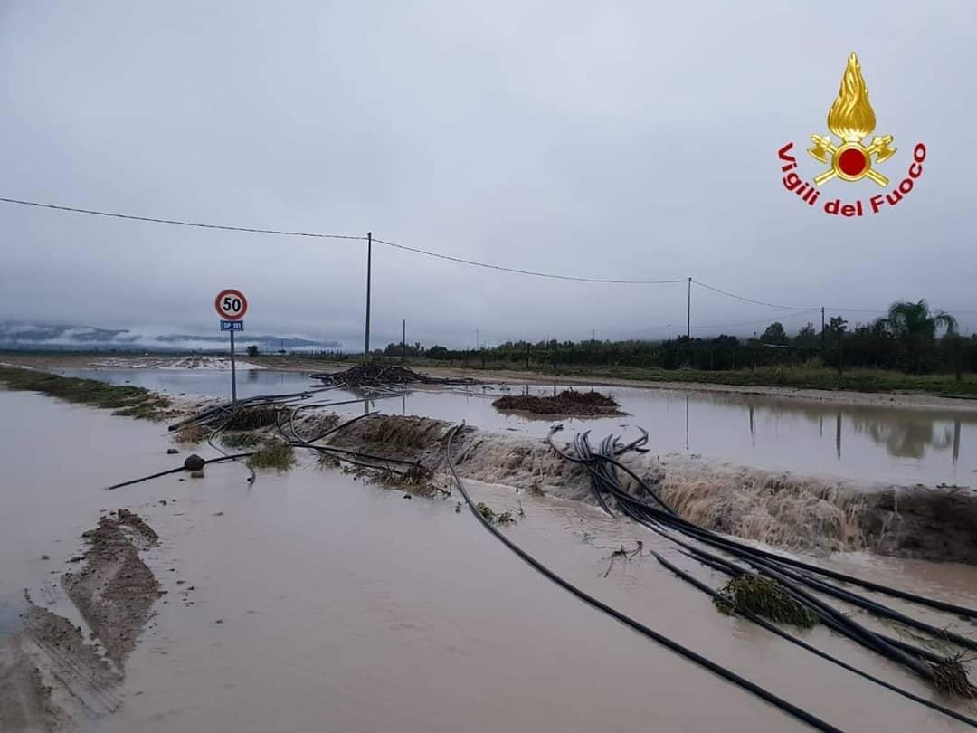 La Regione stanzia 6 milioni di euro per le zone colpite dal maltempo