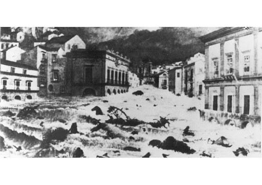 Modica, alluvione del 26 settembre 1902: sabato cerimonia rievocativa