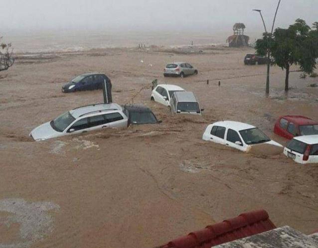 Alluvione del 2015 nel Cosentino, 100 terreni sequestrati e 195 indagati