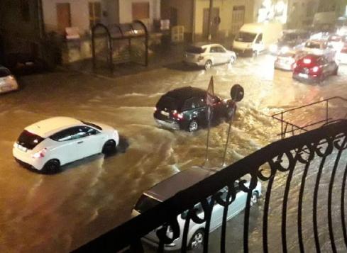 La Regione chiede al governo lo stato d'emergenza per le zone alluvionate