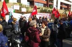 Palermo, vertenza Almaviva: domani lavoratori tornano in piazza