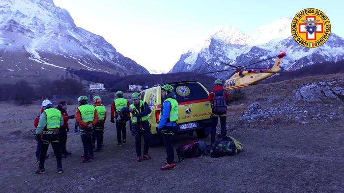Due alpinisti muoiono nel Gran Sasso: tre vittime in poche ore