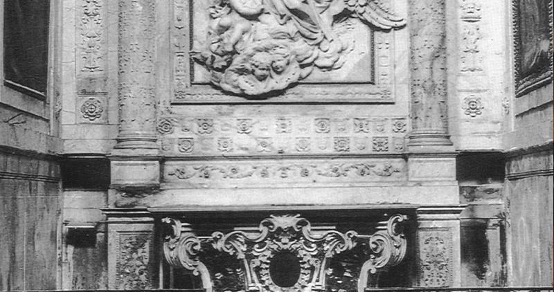 Palermo, partito resturo altare del Gagini allo Spasimo