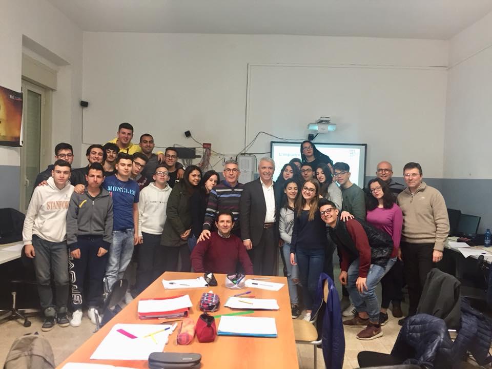 Modernizzazione delle imprese, stage per gli studenti di Pachino