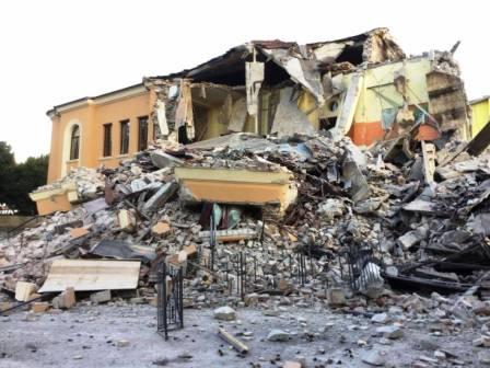 Siracusa si mobilita per trovare i fondi per la scuola di Amatrice