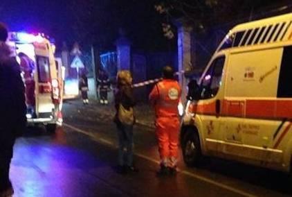 Scontro frontale fra una Fiat 500 e una Bmw: due feriti a Ragusa