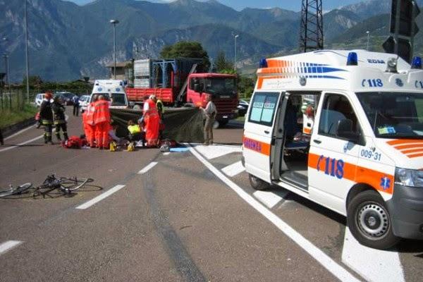 Incidente mortale a Monfalcone: perde la vita un triestino di 51 anni