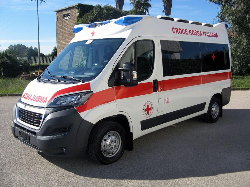 Asp Agrigento acquista 2 ambulanze per pazienti positivi