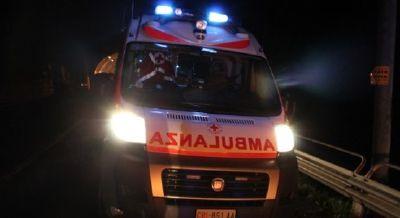 Ragusa, giovane in bici investito da un'auto sulla strada per Marina: è grave