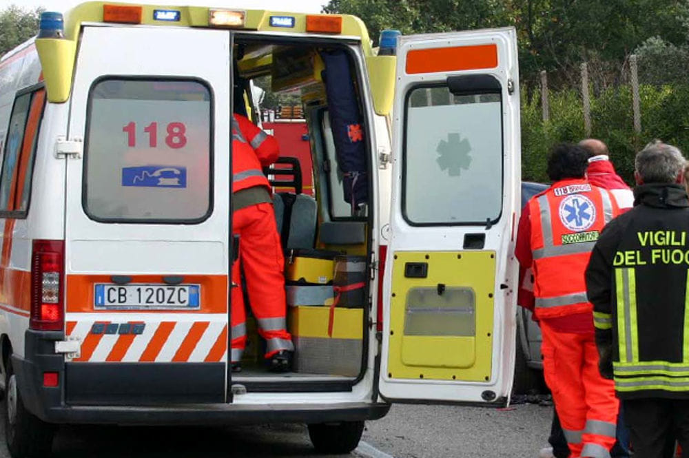 Incidente stradale sulla Palermo-Mazara del Vallo: due feriti