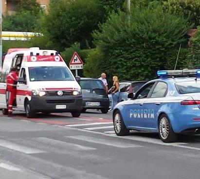Agrigento, si lancia con l'auto su un poliziotto: arrestato