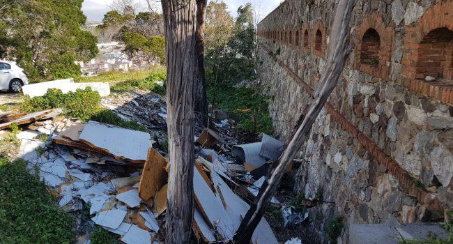 Amianto, sequestrata discarica abusiva a Messina