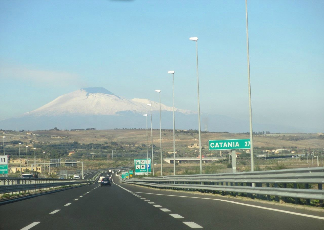 Anas: domani chiusura notturna sull'autostrada Catania-Siracusa