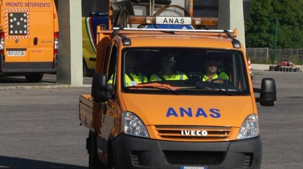L'Anas riapre il  traffico sull' A19 Palermo - Catania