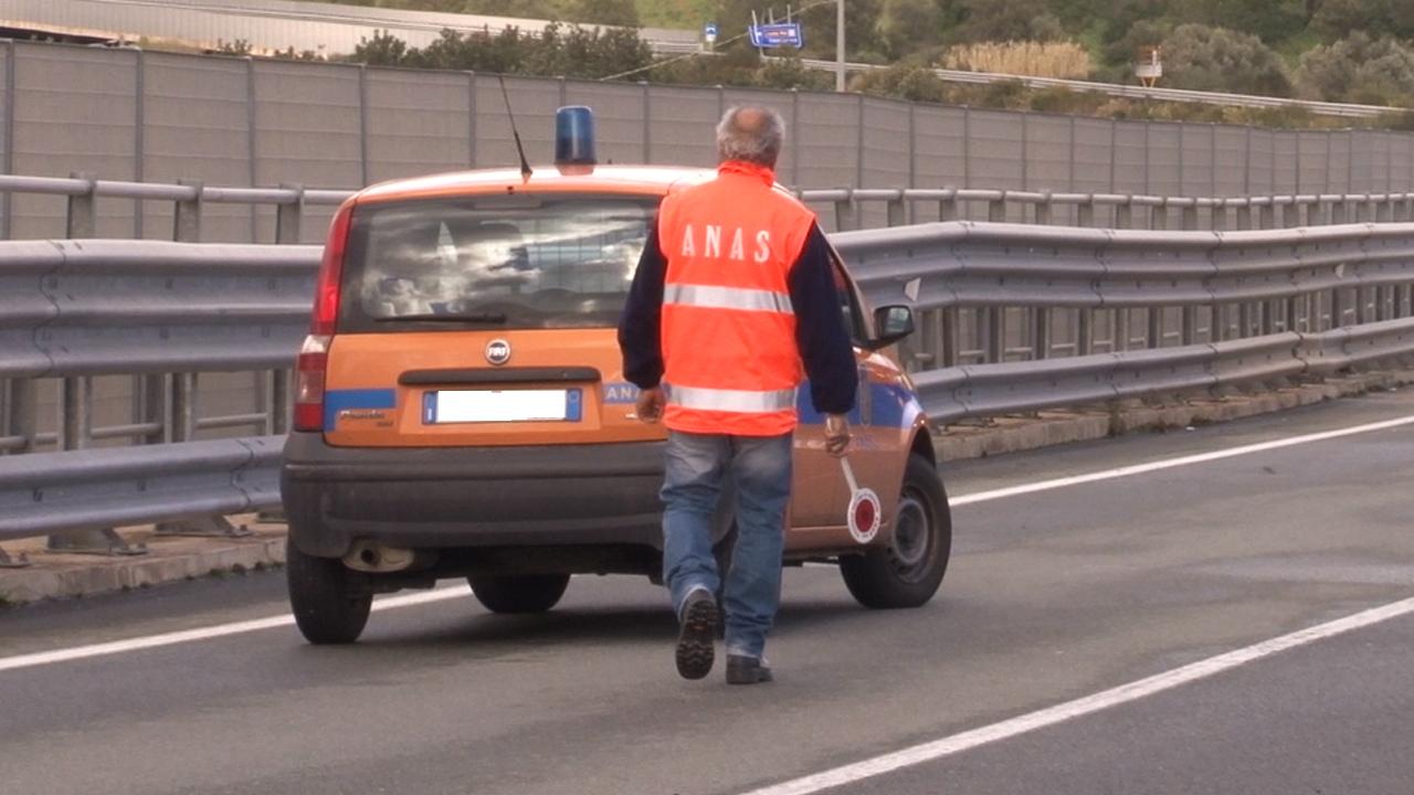 Anas: pubblicato l'esito dei bandi per i lavori di manutenzione in Sicilia