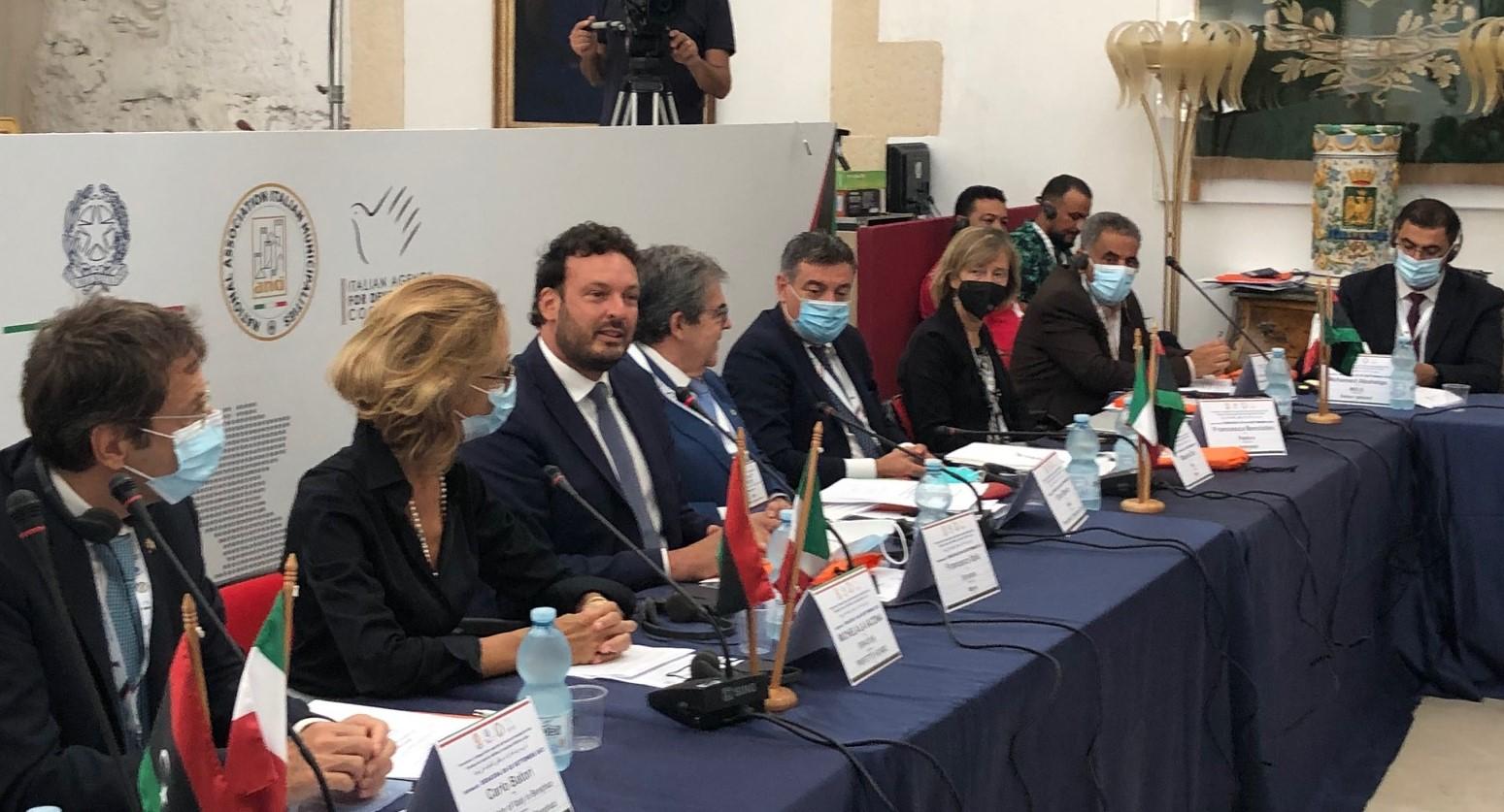 Cooperazione internazionale, a Siracusa seminario formativo per amministratori libici