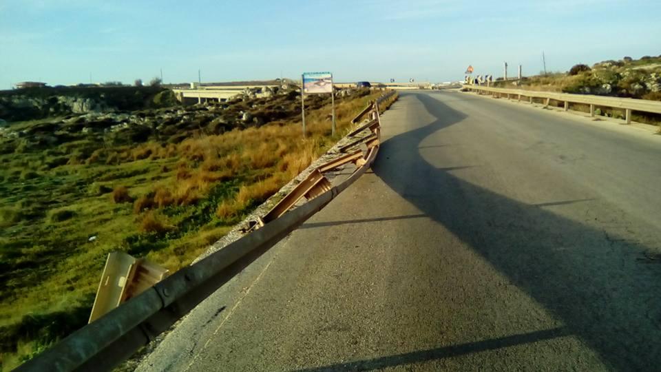 Pachino e Portopalo, strade ancora insicure dopo il maltempo