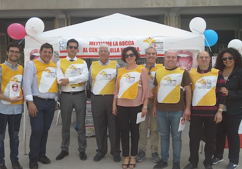 Ragusa, al via un mese di prevenzione gratuita contro il tumore del cavo orale