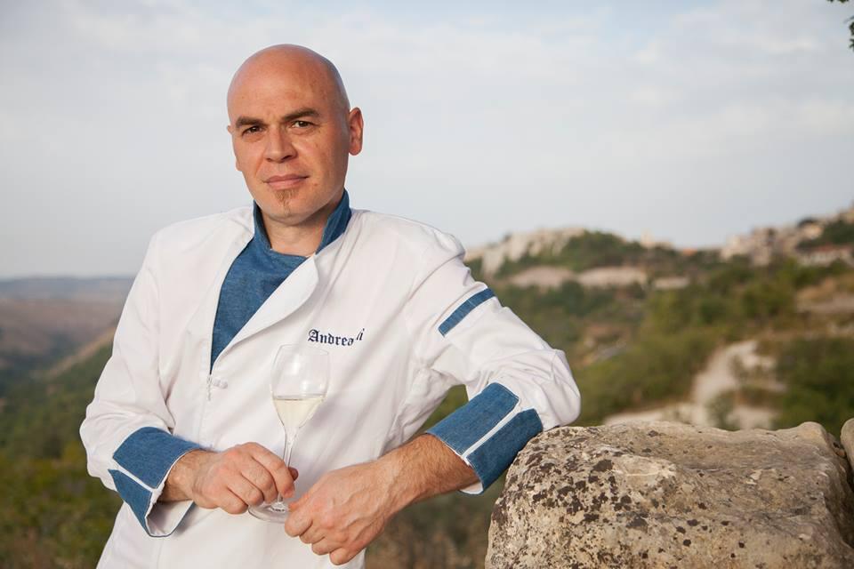 All'Antico Mercato di Ortigia uno show cooking con lo chef Andrea Alì