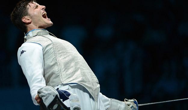 Coppa del mondo di Scherma, Andrea Cassarà sul podio a Bonn