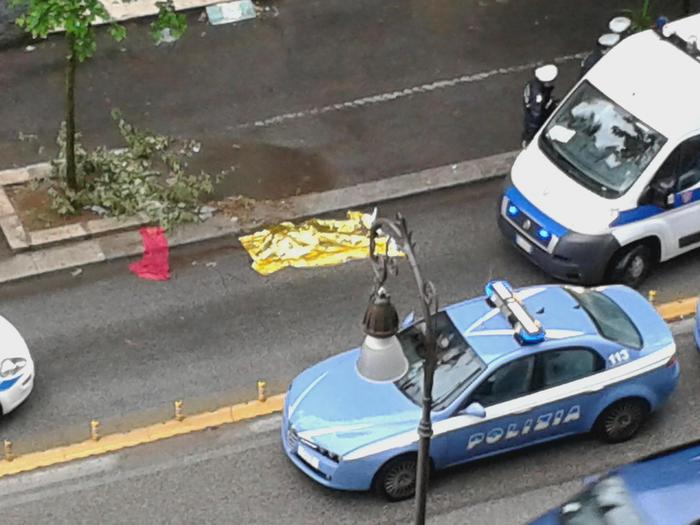 Andria, accoltellato e ucciso per una precedenza: arrestato l'assassino