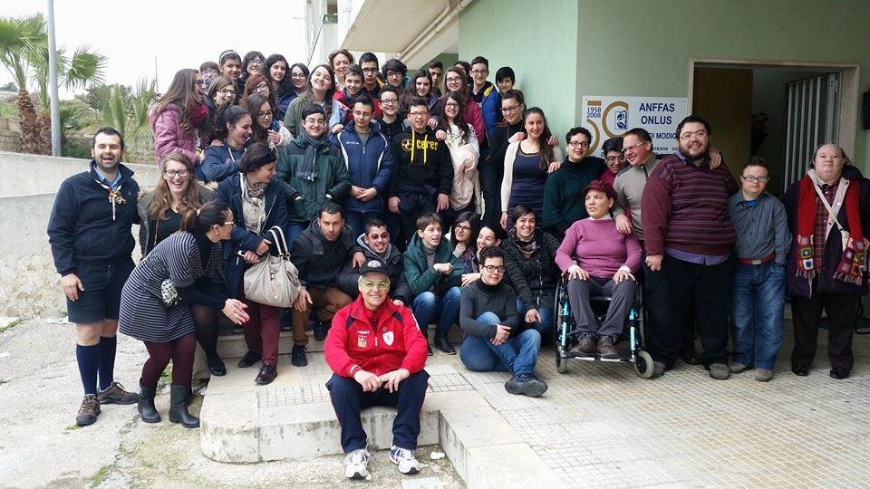 Disabili, Anffas di Modica chiede aiuto per acquistare un pulmino