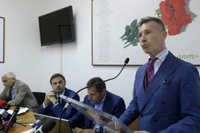 Cambio al vertice dell'Anm,  Luca Poniz è il nuovo presidente