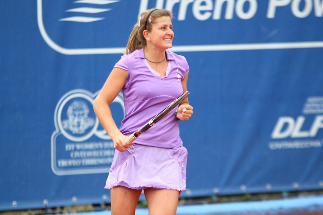 Torneo internazionale di tennis a Solarino, la sorpresa è Anna Remondina