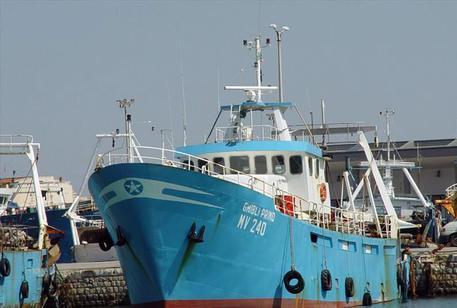 Guardia costiera tunisina sequestra peschereccio di Mazara del Vallo