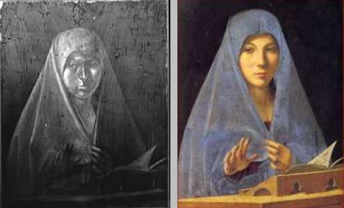Diciannove capolavori di Antonella Da Messina in mostra a Milano