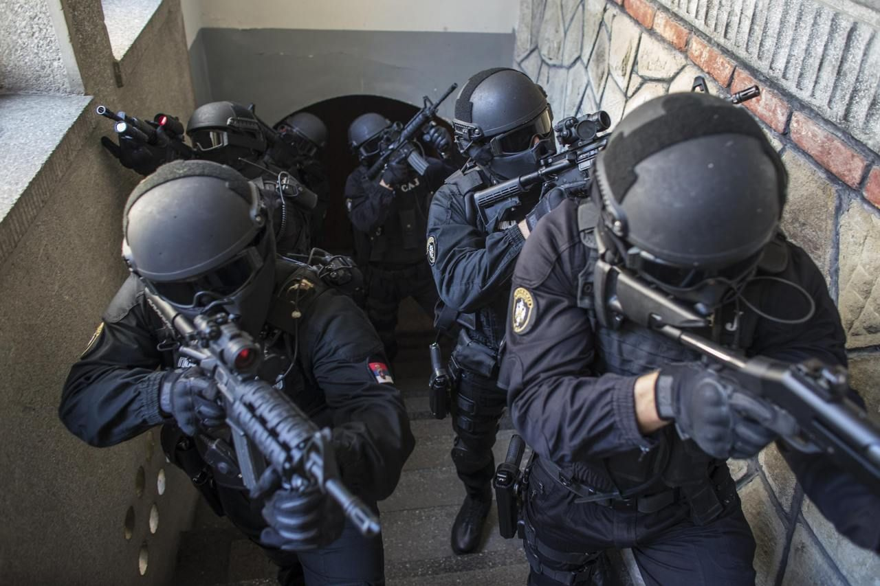 G7, a Taormina schierata la squadra antiterrorismo