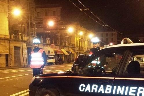 Lentini al setaccio, una decina di perquisizioni dei carabinieri