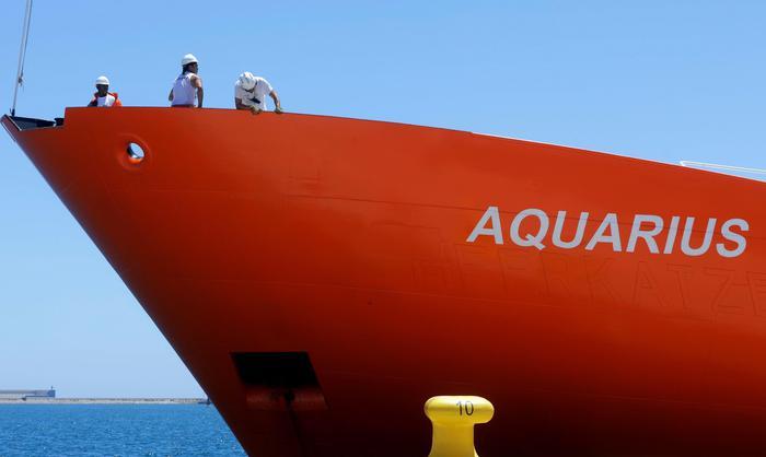 Stop di Panama ad Aquarius: c'è lo zampino di Roma