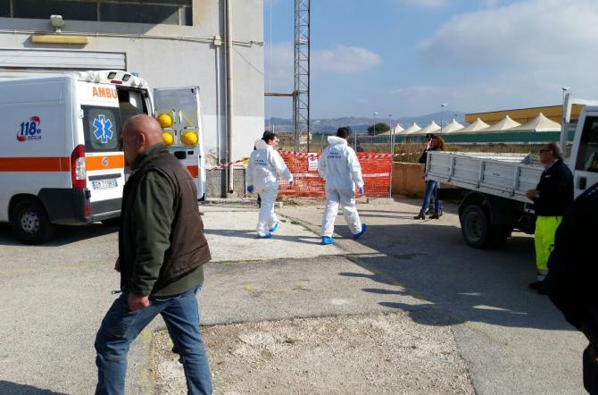 Operaio precipita da un'altezza di 6 metri: un morto ad Acate